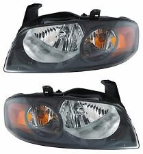 Driver+Passenger Headlight Pair for 2004 2005 2006 NISSAN SENTRA SE/SE-R Spec V