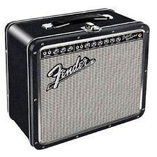 Fender Amp Gen 2 Fun Box Tin Tote Lunch Box