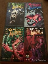 TALES OF ORDINARY MADNESS # 1-4 COMPLETE SET NM DARK HORSE COMICS 1992 NM-