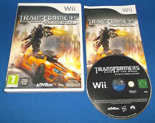 Transformers Dark of The Moon - Stealth Force Edition (Nintendo Wii)