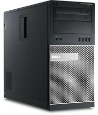 DELL Optiplex 9010 PC Core i7 3.4GHZ Quad Core, 8GB, 500GB WIN 10 PRO