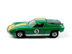 TOMICA / #15 1:59 Lotus Europa Special (Green) / Light wear, no packaging.
