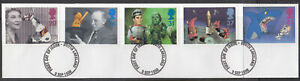 (67052) GB Used Big Stars of the Small Screen 1996 ON PIECE