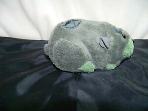 Zhu Zhu Pet Hamster Rivet Green With Name Tag Tested and Working