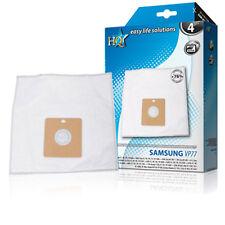 HQ 4 sacs pour aspirateurs Samsung VP77 type avec filtre moteur