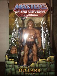 Masters of the Universe Classics OO-LARR Jungle He-Man New MOTUC Four Horsemen