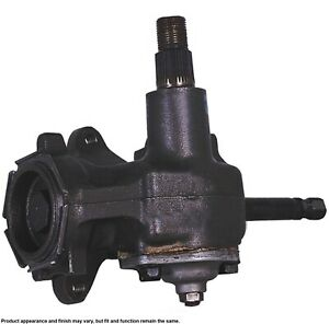 Steering Gear Cardone 27-5000 Reman