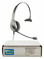 Plantronics H91N Encore Noise-Canceling Headset (43465-01)- Renewed