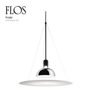 FLOS FRISBI Pendant Ceiling Lamp F2500000 Designed by Achille Castiglioni