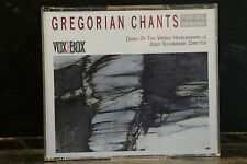 Gregorian Chants / Schabasser     2 CDs