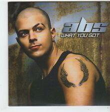 (FI720) ABS, What You Got - 2002 DJ CD