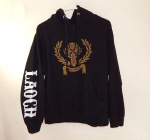 Sheamus Brogue Kick WWE WWF Wrestling Zip Up Hoodie Sweatshirt Size Small S