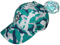 Umbro Werder Bremen Basecap grün Camouflage Optik SVW Fan Cap Kappe Mütze Hut