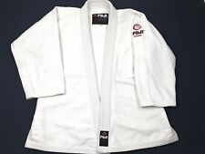 Fuji Kimono Kids? Youth? Size C3 White Martial Arts Jiu Jitsu Shirt Top (A2)