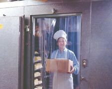Strip Curtain Door 36 X 80 Restaurant Cooler Freezer 6 Nsf Cold Room Vinyl Pv