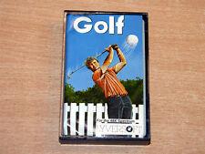 Sinclair ZX Spectrum-Golf por lyversoft