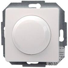 Kopp LED Drehdimmer HK05 Paris inkl. Blende 7-110 VA Unterputzmontage arktisweiß
