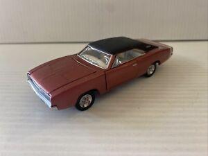 Franklin Mint Precision Model, 1968 Dodge Charger R/T 1:43 Scale RARE!!!