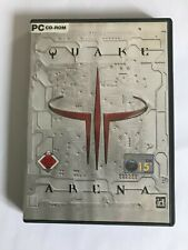 retro pc game quake arena ID software