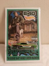 "E-40 ""68 Dodge Dart  custom hip hop hot wheels. . . . Super cool!!!!!!"