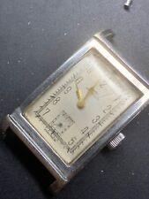1930s Swim Waterproof Clamshell Case Wyler Patent