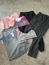 Lot of 6 girls clothes size 7/8