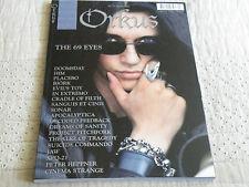 ORKUS Nr. 10 Oktober 2000 VILLE VALO HIM The 69 Eyes Placebo und viele mehr
