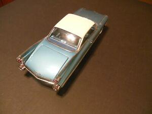 """Danbury Mint 1959 Cadillac Coupe De Ville  MINT  """"CREAM PUFF"""" - NO BOX=MINT CAR"""