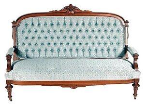 Victorian Antique Sofa 1800-1899 #5939