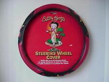 Betty Boop ALOHA STEERING WHEEL COVER
