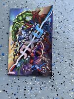 AVX Axis: Revolutions by Spurrier, Chaykin, Tieri & more 2015 TPB Marvel OOP