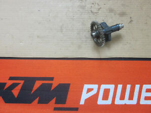 Ausgleichwelle AGW KTM SX / EXC 400 Bj. 2001 Motortyp: 1-595 RFS Motor 520 450