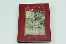 Alice's Adventures in Wonderland Lewis Carroll Early Ed, 1907 William Heinemann