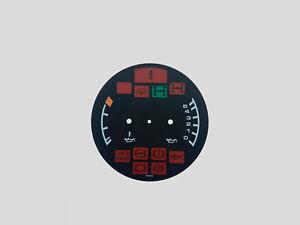 Porsche 911 964 993 300 320 Kmh Oil pressure Indicator dial Disc Gauges Cluster