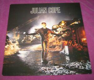 JULIAN COPE - SAINT JULIAN - ISLAND UK 1988 MINT ORIGINAL TEARDROP EXPLODES
