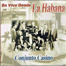 Conjunto Casino En Vivo desde La Habana    BRAND NEW SEALED  CD