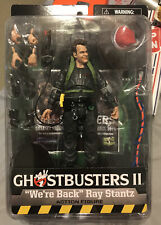Ray Stantz Diamond Select S6 Ghostbusters 2 Ii - Action figure New We're Back