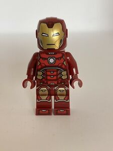 Lego 76140 Marvel Avengers Superheroes Iron Man Minifigure