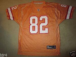 Tampa Bay Bucs Buccaneers #82 Rewind Retro Reebok NFL Jersey LG L