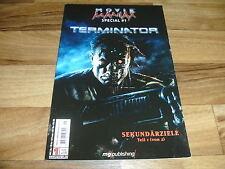 Movie Maniax Special # 1 -- Terminator secundarios son // Dark Horse Comic