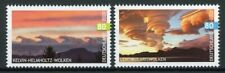 Germany Science Stamps 2020 MNH Clouds Lenticular Kelvin-Helmholtz Cloud 2v Set