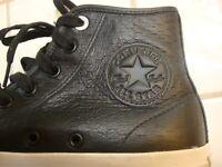 """Converse Chuck Taylor CTAS PRO OP HI Black White """"Ben-G"""" Leather Men's Shoe Sz 8"""