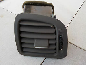 2000-2006 LINCOLN LS PASSENGER SIDE (RH) DASH A/C AIR VENT (DARK STONE)