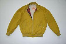 Baracuta  jacket  harrington bomber size M medium men checks yellow