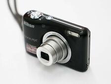 Nikon Coolpix l27 Digitalkamera 16.1 Megapixel OVP schwarz