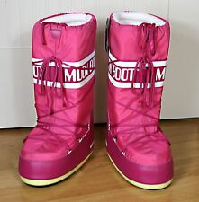 Tecnica MOONBOOT moon-boot, PINK-UR 47, US 11-13 Large-Size-Women's-boot