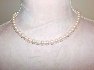 Schoeffel Perlenkette Akoyaperle mit Rechnung und Zertifikat in der OVP
