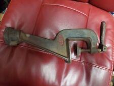 Vintage Pexto 975 Bead Roller Crimper Bench Mount Stand Base