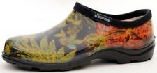 Sloggers Size 7 Midsummer Black Womens Sloggers Waterproof Rain Shoes 5102BK07