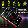 T8 16GB bluetooth 5.0 MP3 2.5D IPS HD Full Srceen FM HIFI mp4 Music Player  AU